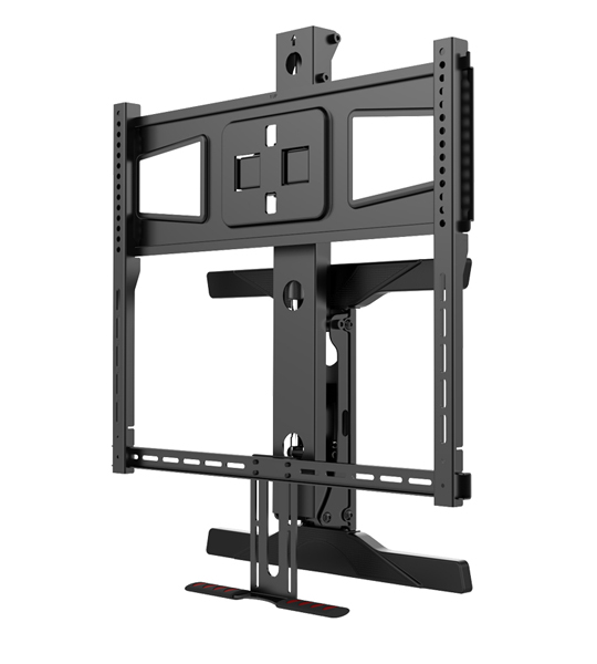 "Full Motion TV Mount bracket | Lowering Pull down Television 55"" to 65"" Price"