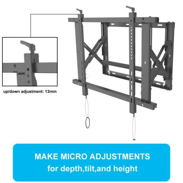 Pull out TV mount universal bracket (VESA Wall Mount) - Samsung, Sony, Panasonic Buyes guide