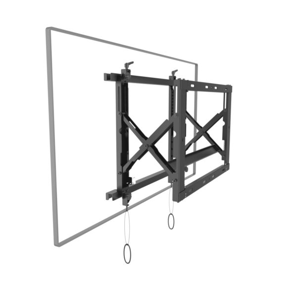 Pull out TV mount universal bracket (VESA Wall Mount) - Samsung, Sony, Panasonic