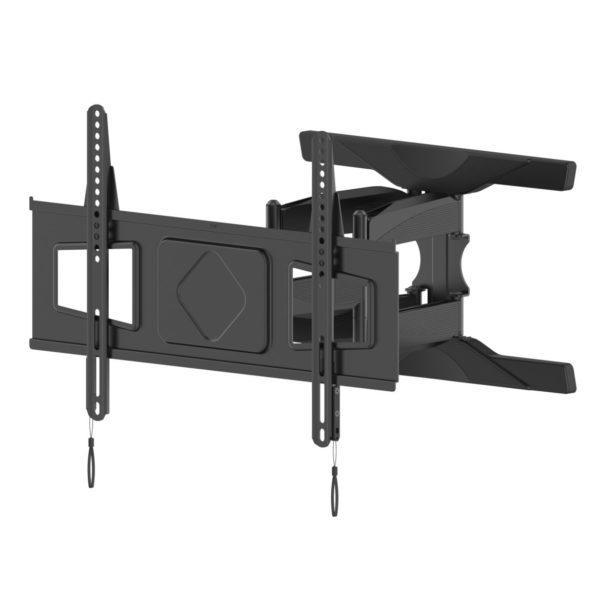 Full Motion TV Mount (Super Slim) universal bracket Review