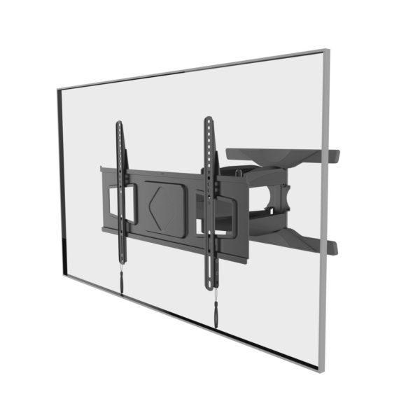 Full Motion TV Mount (Super Slim) universal bracket Specs