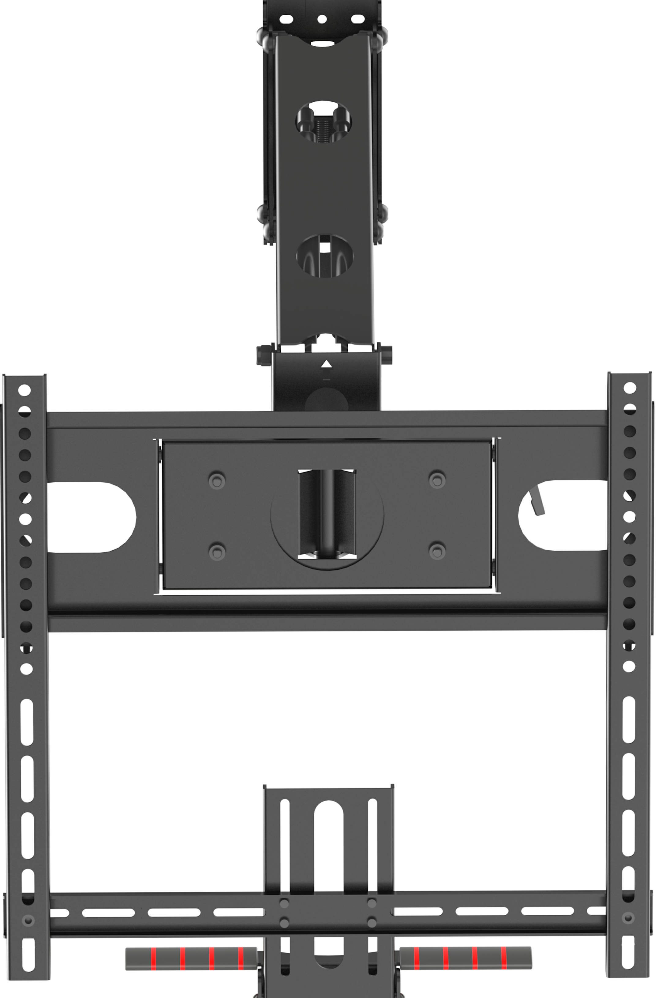 "Pull down TV wall mount for smaller light TVs size between 32""- 49"" Specification"