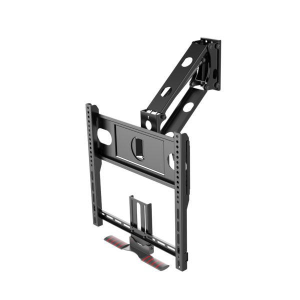 "Pull down TV wall mount for smaller light TVs size between 32""- 49"" Review"