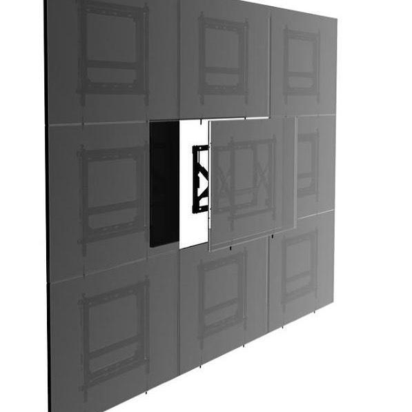 3x3 Video Wall Mounts